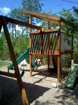 Modern playscape Austin